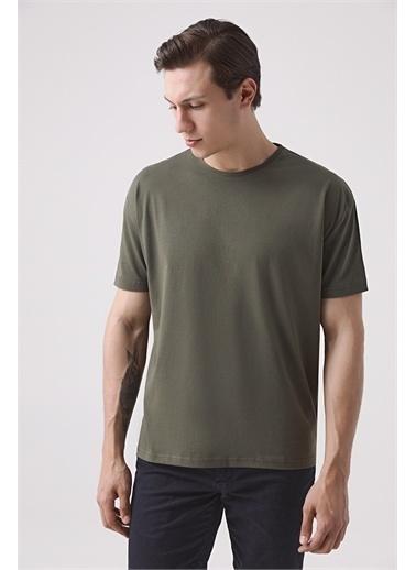 D'S Damat Oversize T-Shirt Haki